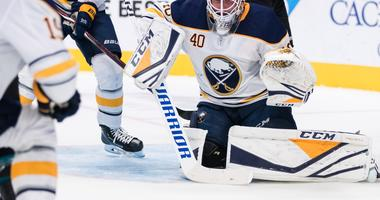 The Sabres win two straight to come home with six of 10 points