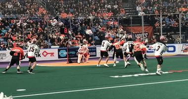 Bandits rally to beat Roughnecks 12-10