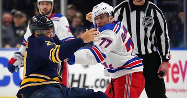 Sabres' Okposo doesn't have a concussion