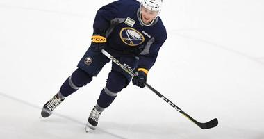 Sabres sign Asplund to entry-level contract
