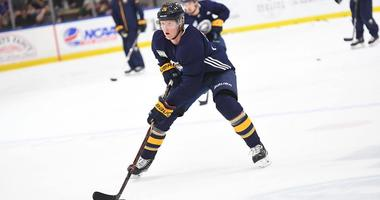 Ellis: Dahlin has a 'level of poise to everything'