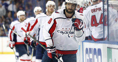 Alex Ovechkin is a win away from his first Stanley Cup Final