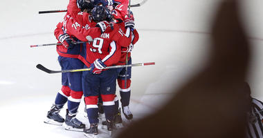 Capitals force Game 7 after 3-0 win over Lightning