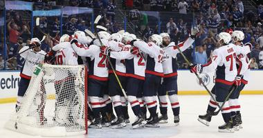 Capitals punch ticket to Stanley Cup Final