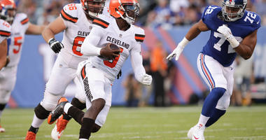 """Tyrod Taylor - """"How things ended (in Buffalo) is motivation for this year"""""""
