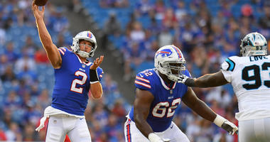 Peterman: The Bills' quarterback competition is a business