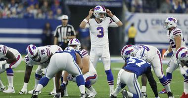 McDermott - In Buffalo, you've got to be able to run the football