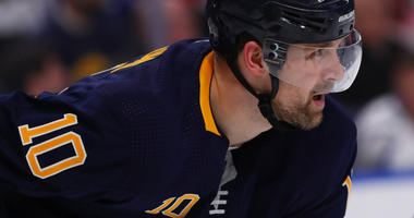 Patrik Berglund speaks out about his time in Buffalo