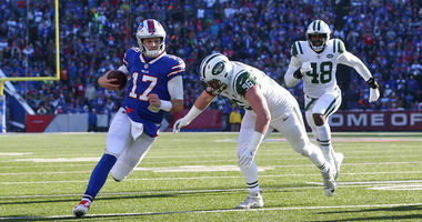 Gameday - Bills put another fast start together on the Jets, lead 14-3