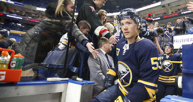 Larkin: Strongly believe the Sabres 'need to pay Jeff Skinner whatever he wants'