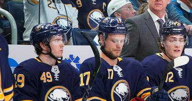 Gamenight: Sabres trail Rangers 1-0 in first period