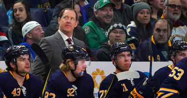Gamenight: Sabres and Blues scoreless in the first period