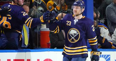 From the Locker Room: Sabres-Blues