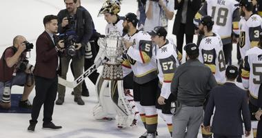 Vegas advances to the Stanley Cup Finals