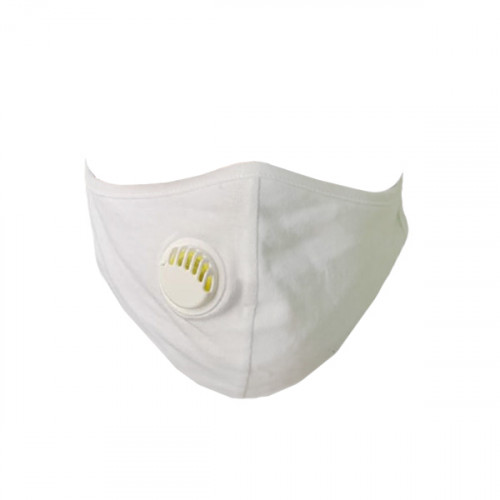 910 -3 Layer Bio Wash White Filter Mask