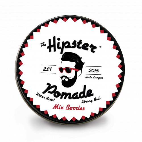 Hipster Pomade MixBerries