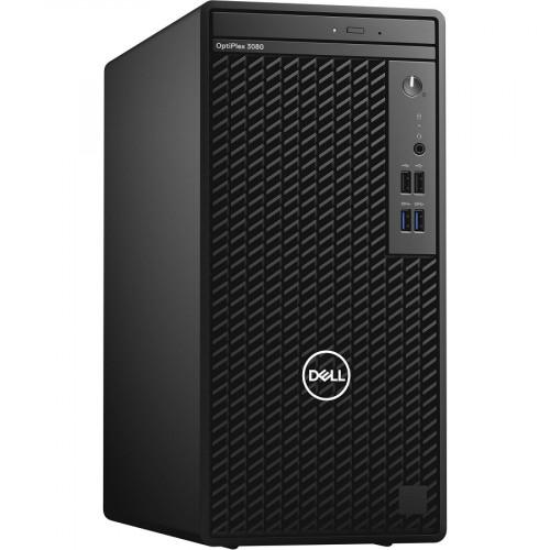Dell Optiplex 3080 Mini Tower Desktop CPU (i5-10500T,4GB  RAM,1TB HDD)