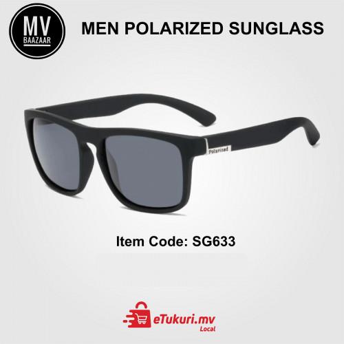 Men Polarized Sunglass Black Lens Eyewear Eye Glass love Gift sunglasses Eyeglass Ainu Square