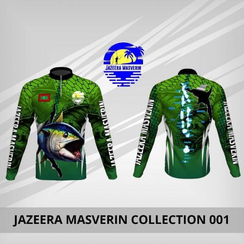 Performance Shirt Jazeera Masverin - 001