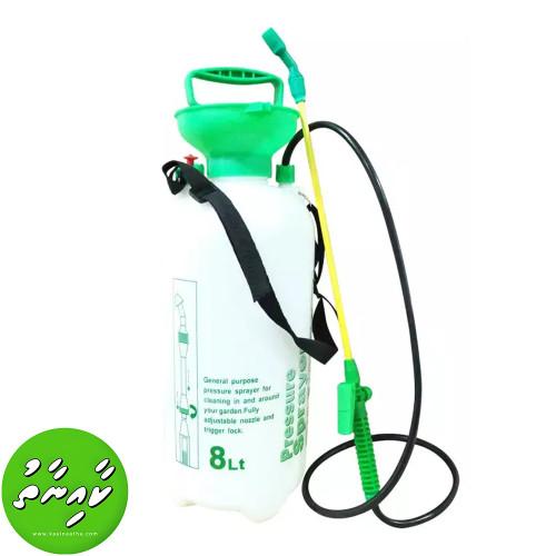 Water Sprayer Manual Pressure Sprayer and Garden Water Sprayer 8 Litres