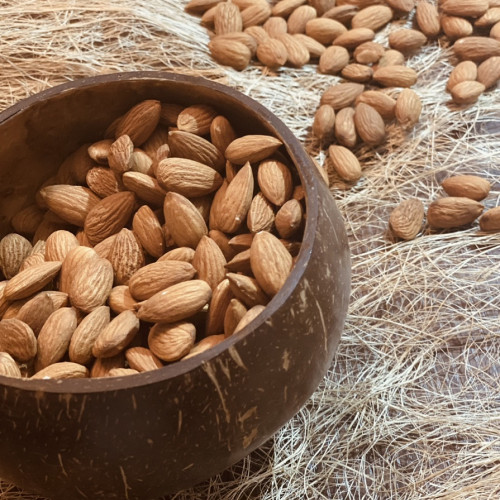 Raw Almonds (200g)