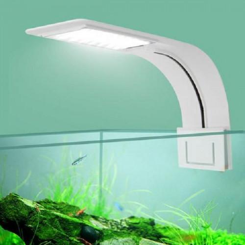 AQUARIUM CLIP LIGHT, SLIM FULL WHITE