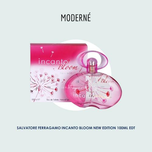 Salvator Ferragamo Incanto Bloom New Edition 100ml EDT