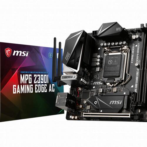 MSI Z390i GAMING EDGE WI-FI MOTHERBOARD
