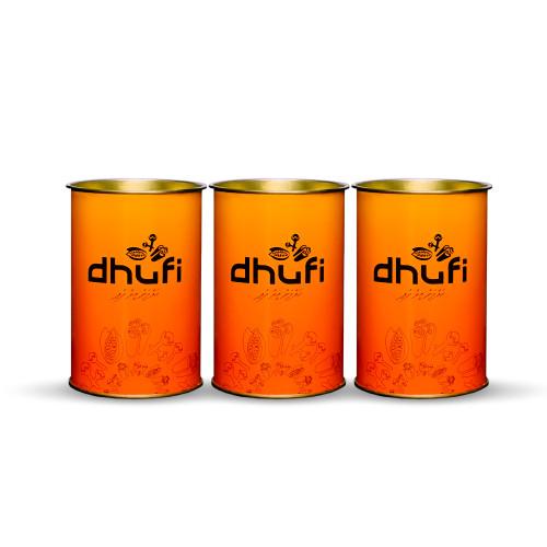 DHUFI DUO PACK (100g x3)