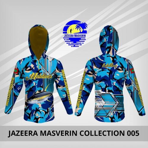 Performance Shirt Jazeera Masverin - 005