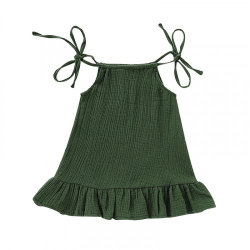 Kids Baby Girl Halter Dress