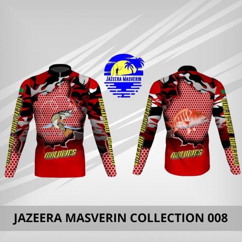 Performance Shirt Jazeera Masverin - 008
