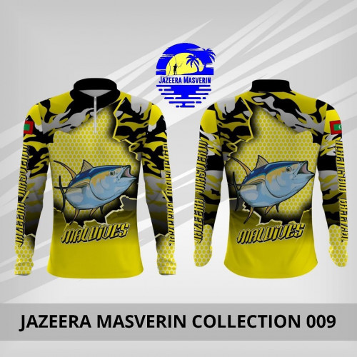 Performance Shirt Jazeera Masverin - 009
