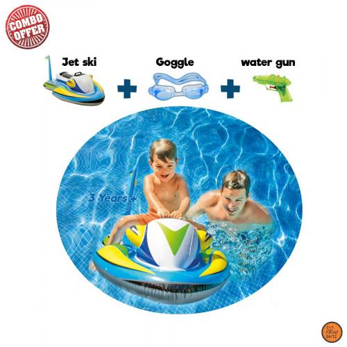Inflatable Jetski (Wave Rider)- Combo