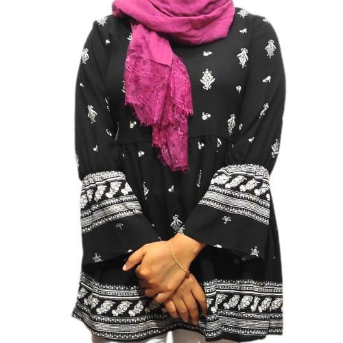 Women  long sleeve  Cotton Top