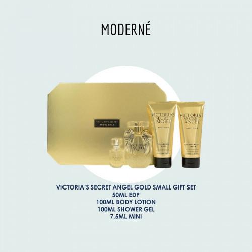 Victoria's Secret Angel Gold Small Gift Set