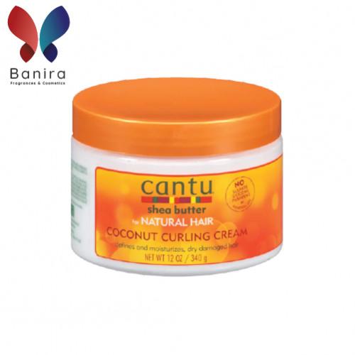 Cantu Cocunut Curling Cream