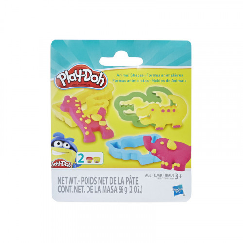 Play Doh Animal Shapes Value Set