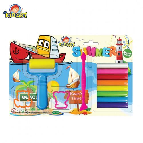 Kid Art Modeling Clay Set – 12 Colours