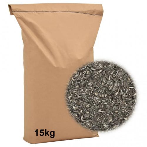 15KG SUNFLOWER SEED BAG FOR BIG PARROTS