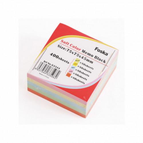 FOSKA Memo Cards 75mm x 75mm