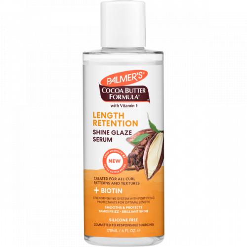 Palmers Cocoa + Biotin Retention Shine Glaze Serum