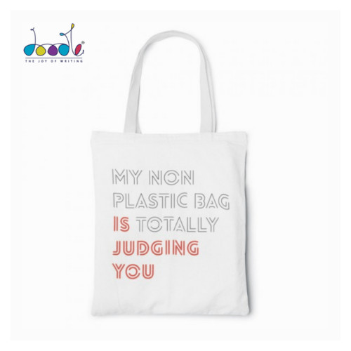 Eco Carry Canvas Tote Bag