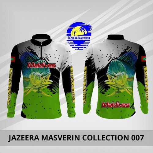 Performance Shirt Jazeera Masverin - 007