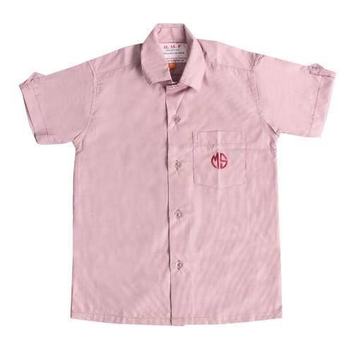 Muhyiddin Boys Uniform Shirt -S/S