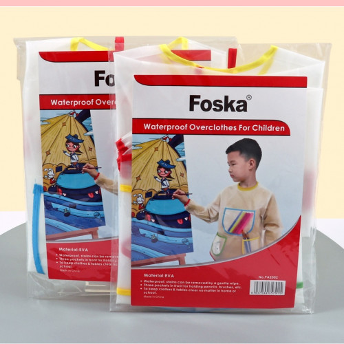 Waterproof Over Clothe (0-6 Years)