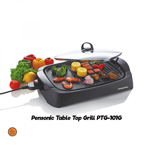 Pensonic Electric Table Grill PTG-101G