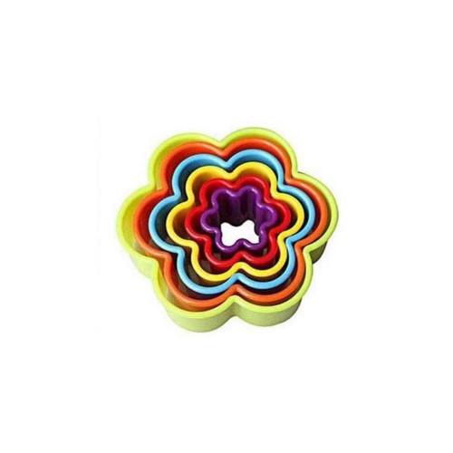 Cookie Cutter Set (Flower Shape)