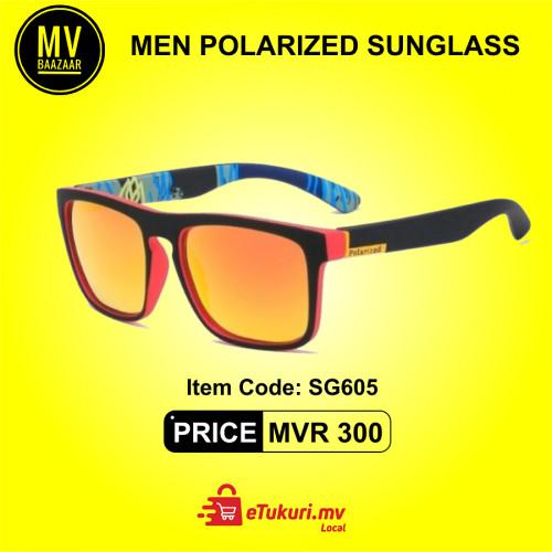 Men Polarized Sunglass Orange Lens Eyewear Eye Glass love Gift sunglasses Eyeglass Ainu Square