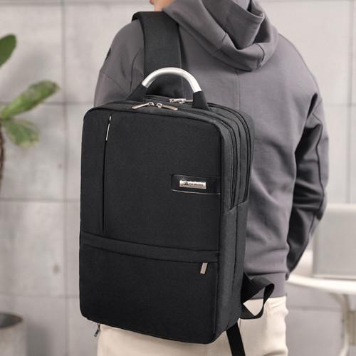 New Women Men Students Large capacity Backpacks Lap Bag With USB Jack Travel Bags